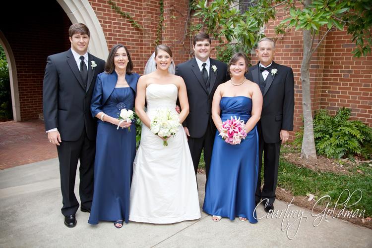 Northside United Methodist Church Wedding Capital City Country Club Reception Courtney Goldman Photography 05