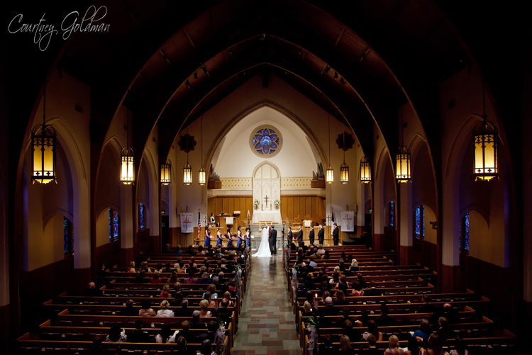 Northside United Methodist Church Wedding Capital City Country Club Reception Courtney Goldman Photography 07
