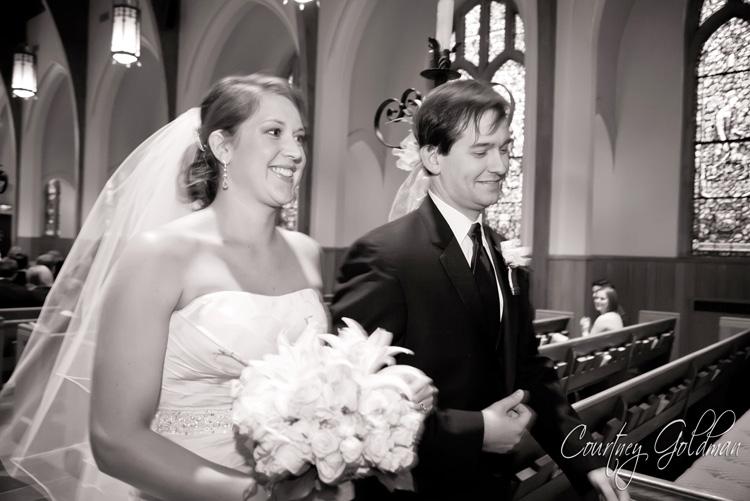 Northside United Methodist Church Wedding Capital City Country Club Reception Courtney Goldman Photography 10