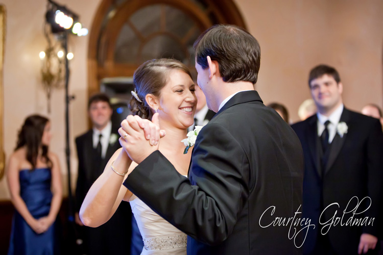 Northside United Methodist Church Wedding Capital City Country Club Reception Courtney Goldman Photography 15