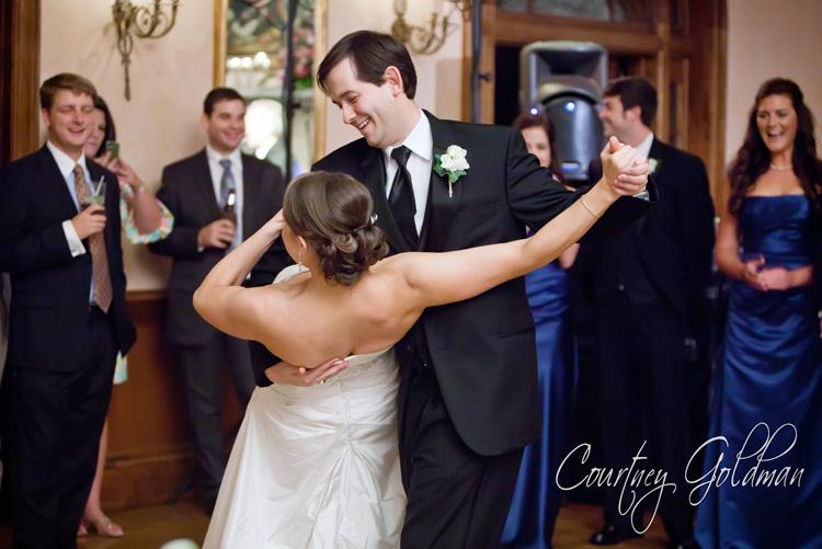 Northside United Methodist Church Wedding Capital City Country Club Reception Courtney Goldman Photography 17