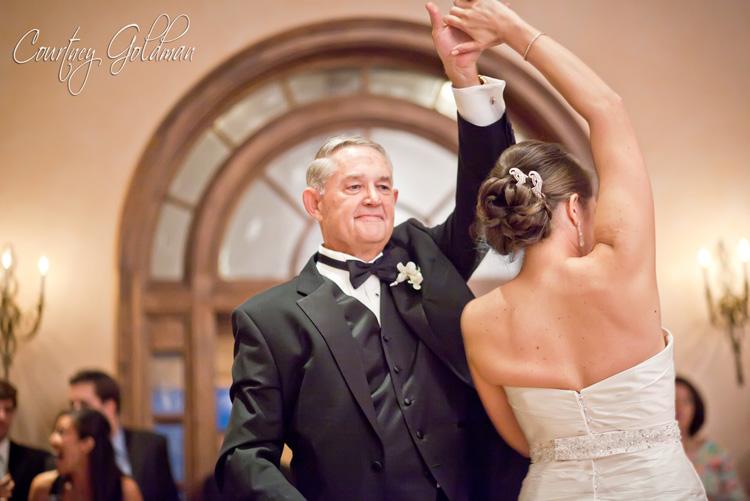 Northside United Methodist Church Wedding Capital City Country Club Reception Courtney Goldman Photography 19