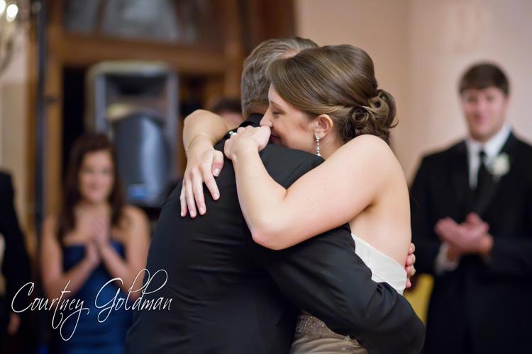 Northside United Methodist Church Wedding Capital City Country Club Reception Courtney Goldman Photography 20