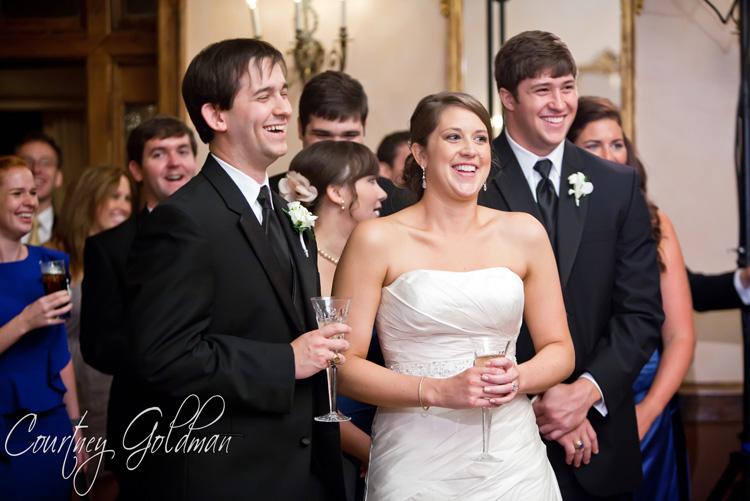 Northside United Methodist Church Wedding Capital City Country Club Reception Courtney Goldman Photography 23