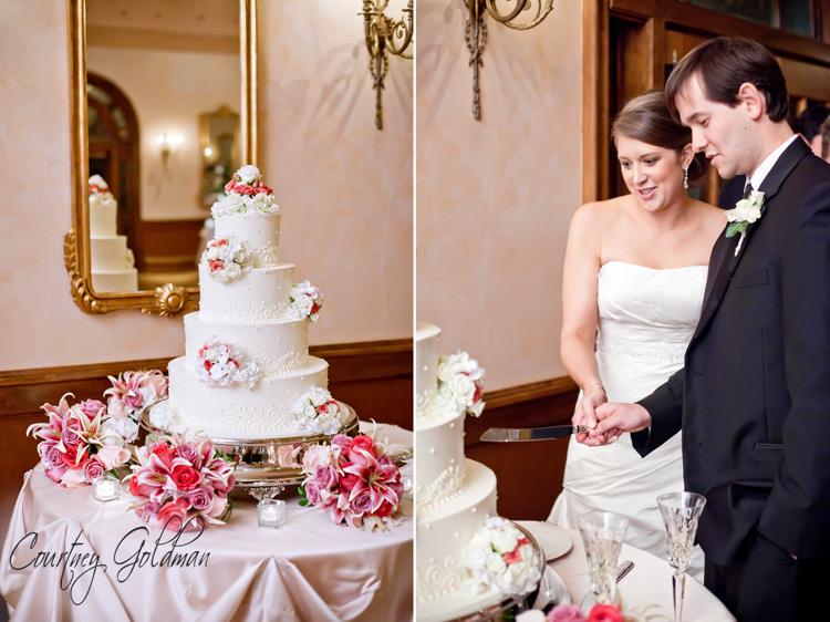 Northside United Methodist Church Wedding Capital City Country Club Reception Courtney Goldman Photography 24