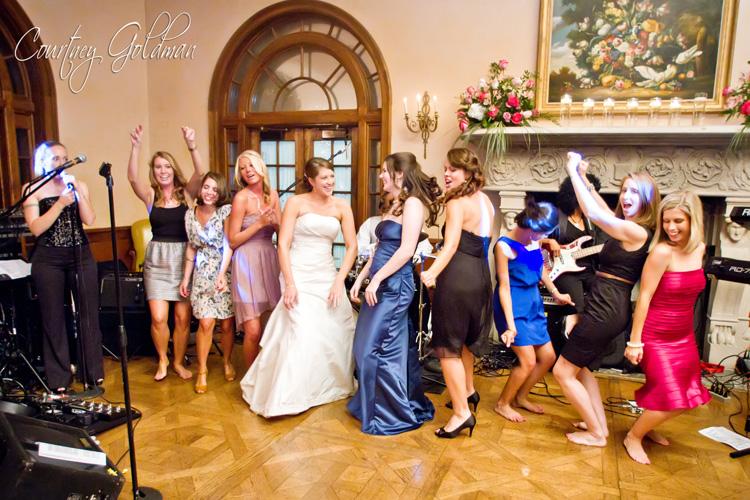 Northside United Methodist Church Wedding Capital City Country Club Reception Courtney Goldman Photography 29