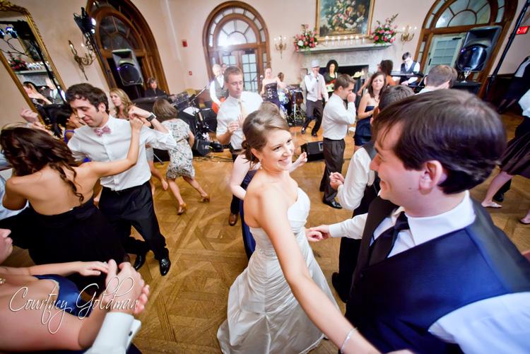 Northside United Methodist Church Wedding Capital City Country Club Reception Courtney Goldman Photography 34