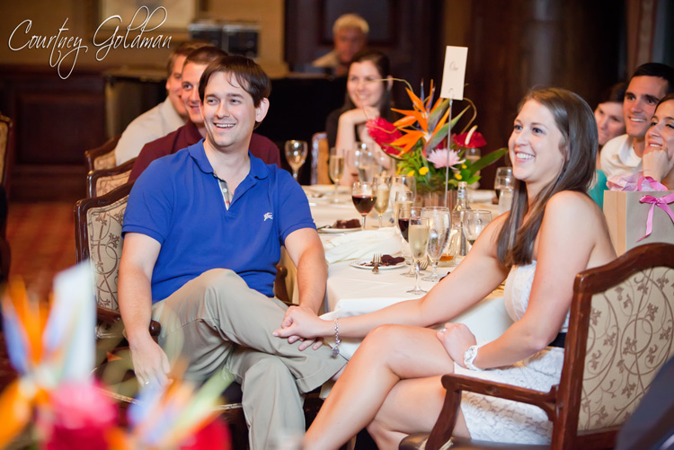 Rehearsal Dinner Vinings Club Atlanta Courtney Goldman Photography 17