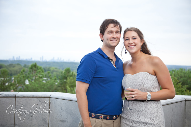 Rehearsal Dinner Vinings Club Atlanta Courtney Goldman Photography 6