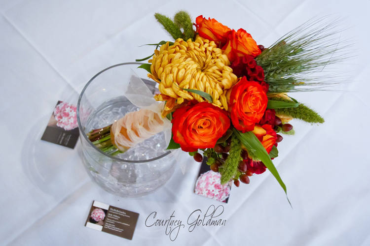 Trumps Catering Athens Wedding Flowers Courtney Goldman Photography 13