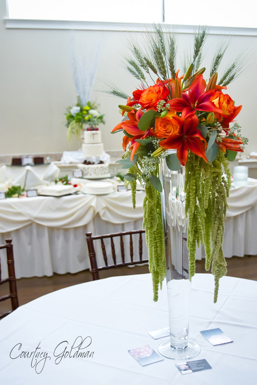 Trumps Catering Athens Wedding Flowers Courtney Goldman Photography 14