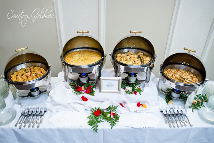 Trumps Catering Athens Wedding Flowers Courtney Goldman Photography 23
