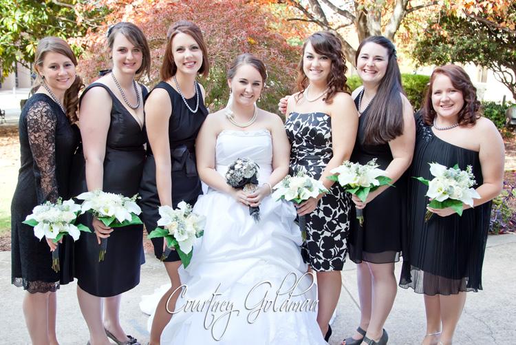 Decatur Courthouse Agnes Scott Wedding Courtney Goldman Photography (22)