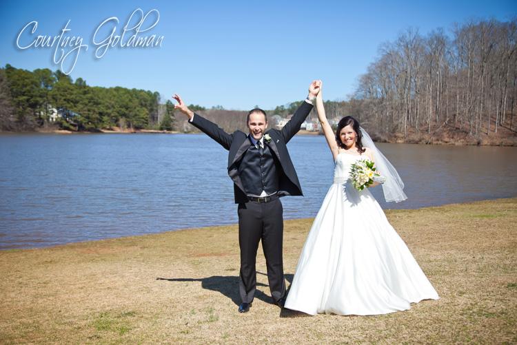 Atlanta Lawrenceville Catholic Polish Wedding Courtney Goldman Photography Maggiano's Reception (14)