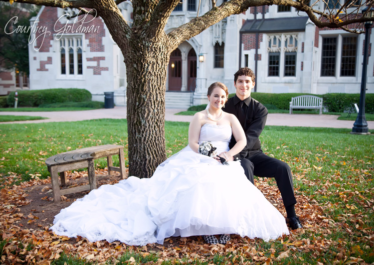 Decatur Courthouse Agnes Scott Wedding Courtney Goldman Photography (9)
