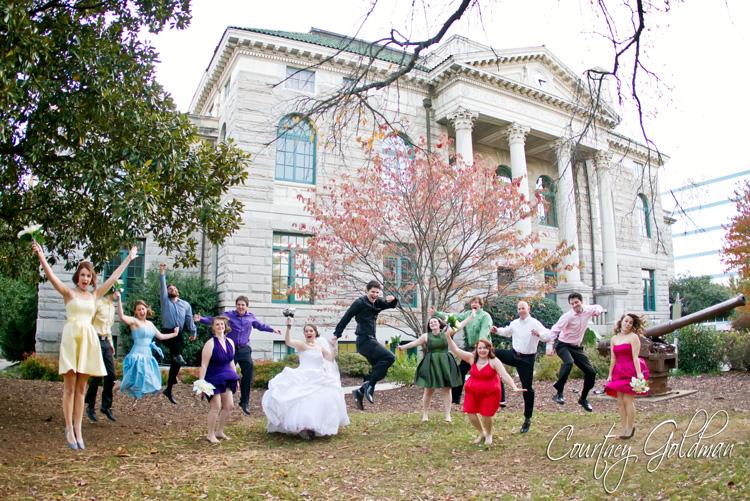 Decatur Courthouse Agnes Scott Wedding Courtney Goldman Photography (6)