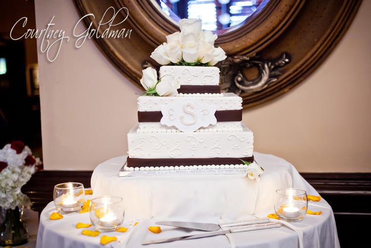 Atlanta Lawrenceville Catholic Polish Wedding Courtney Goldman Photography Maggiano's Reception (6)