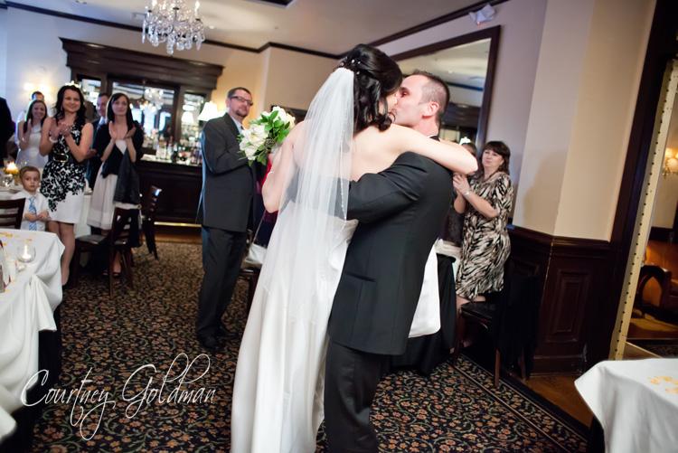 Atlanta Lawrenceville Catholic Polish Wedding Courtney Goldman Photography Maggiano's Reception (4)