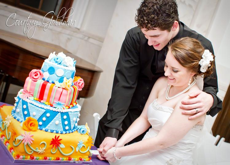 Decatur Courthouse Agnes Scott Wedding Courtney Goldman Photography (2)