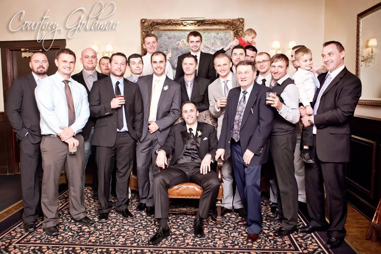 Atlanta Lawrenceville Catholic Polish Wedding Courtney Goldman Photography Maggiano's Reception (1)