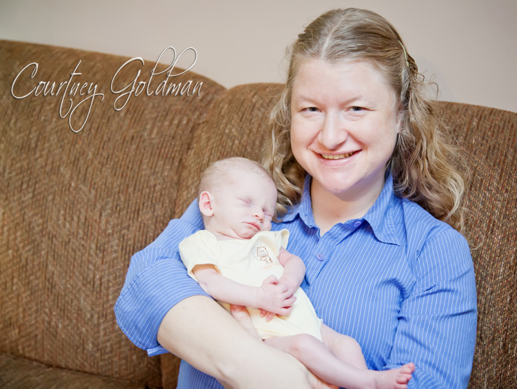 Newborn Baby Portrait Athens Courtney Goldman Photography (2)