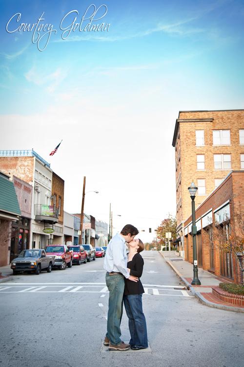 Engagement Session Gainesville GA Courtney Goldman Photography (1)