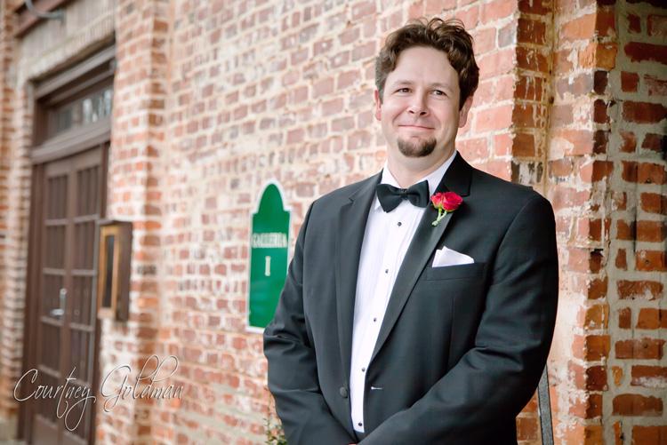 Foundry Wedding Athens 02 by Courtney Goldman Photography