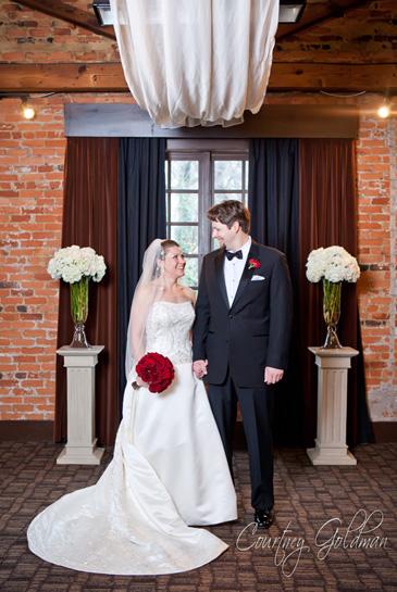 Foundry Wedding Athens 06 by Courtney Goldman Photography