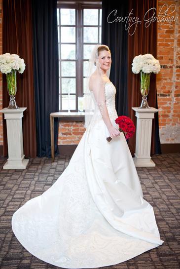 Foundry Wedding Athens 07 by Courtney Goldman Photography