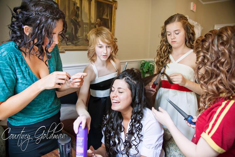 UGA Chapel Wedding Foundry Park Inn Reception Courtney Goldman Photography (22)