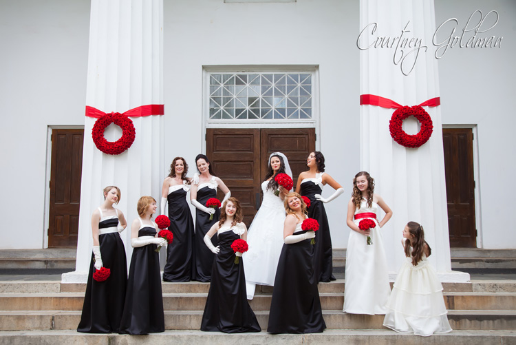 UGA Chapel Wedding Foundry Park Inn Reception Courtney Goldman Photography (21)