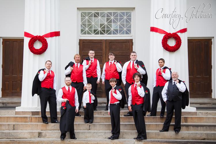 UGA Chapel Wedding Foundry Park Inn Reception Courtney Goldman Photography (20)