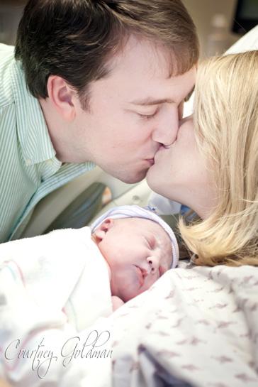 Newborn Baby Portrait Athens Regional Medical Center Courtney Goldman Photography (10)