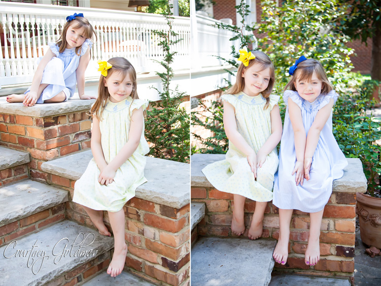 Family Twins Portrait Session Athens Georgia Courtney Goldman Photography (11)