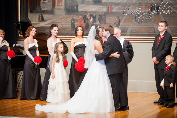 UGA Chapel Wedding Foundry Park Inn Reception Courtney Goldman Photography (17)