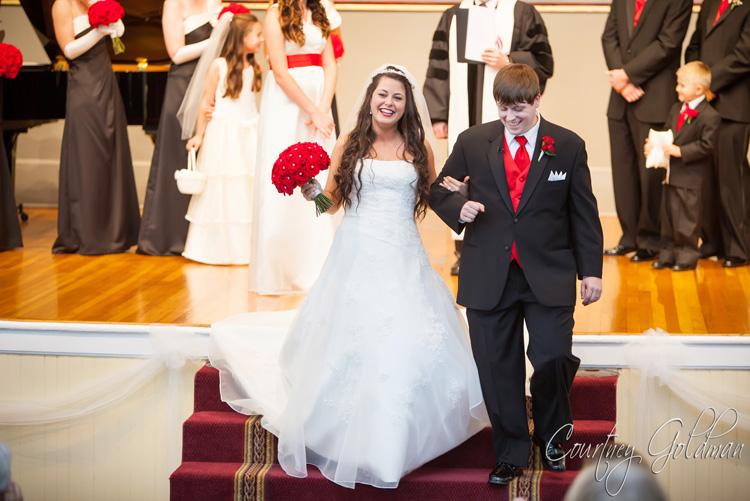 UGA Chapel Wedding Foundry Park Inn Reception Courtney Goldman Photography (16)