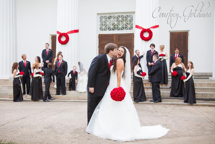 UGA Chapel Wedding Foundry Park Inn Reception Courtney Goldman Photography (13)
