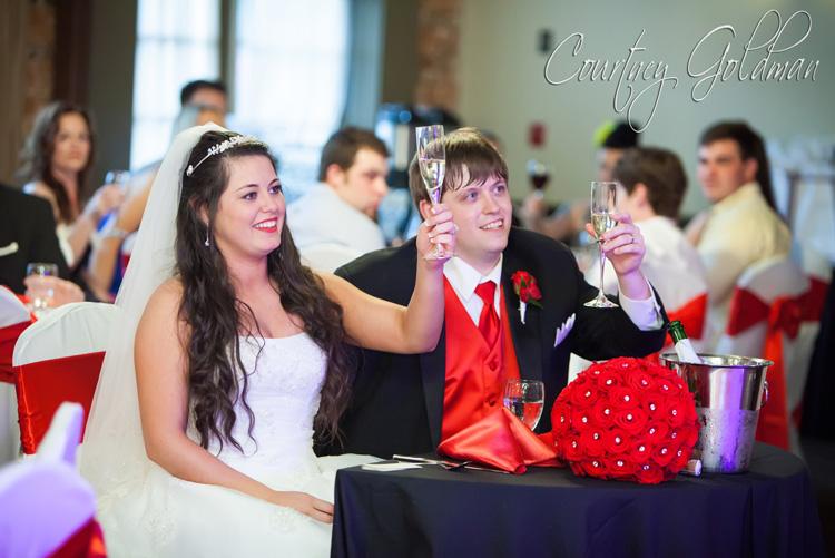 UGA Chapel Wedding Foundry Park Inn Reception Courtney Goldman Photography (9)