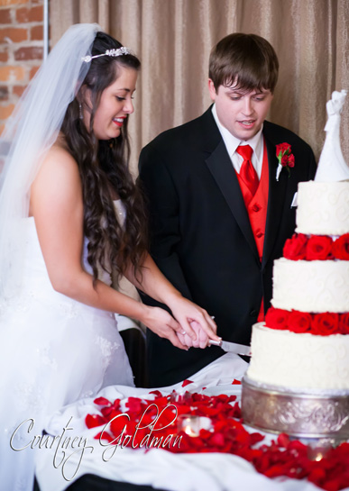UGA Chapel Wedding Foundry Park Inn Reception Courtney Goldman Photography (6)
