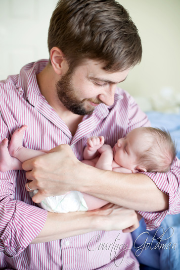 Newborn Session Atlanta Courtney Goldman Photography (3)
