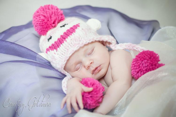 Newborn Session Atlanta Courtney Goldman Photography (1)