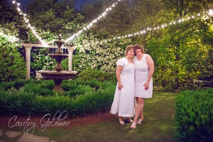 Same Sex Wedding The Atrium Atlanta Norcross Georgia Courtney Goldman Photography (4)