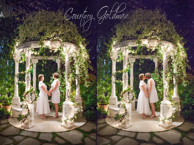 Same Sex Wedding The Atrium Atlanta Norcross Georgia Courtney Goldman Photography (3)