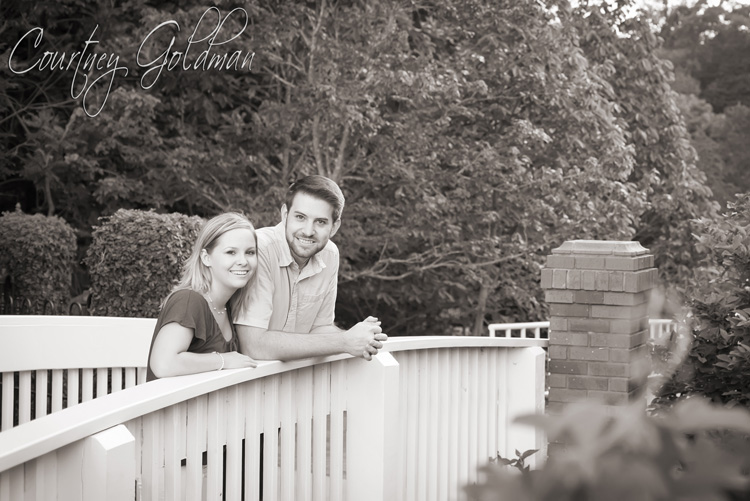 Athens Georgia Botanical Garden Engagement Session Courtney Goldman Photography (7)