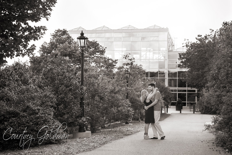 Athens Georgia Botanical Garden Engagement Session Courtney Goldman Photography (6)