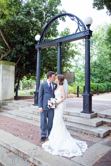 Foundry Park Inn Athens Georgia Wedding Courtney Goldman Photography (7)