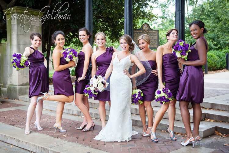 Foundry Park Inn Athens Georgia Wedding Courtney Goldman Photography (8)