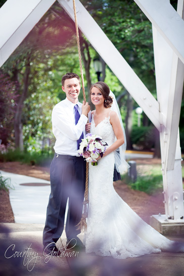 Foundry Park Inn Athens Georgia Wedding Courtney Goldman Photography (11)