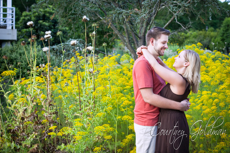 Athens Georgia Botanical Garden Engagement Session Courtney Goldman Photography (4)