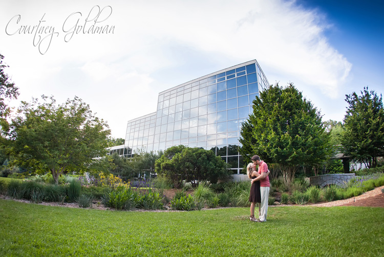 Athens Georgia Botanical Garden Engagement Session Courtney Goldman Photography (3)